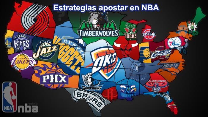 Estrategias apostar en NBA