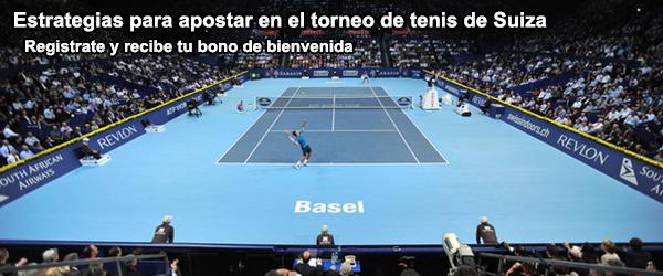 Estrategias para apostar en el torneo de tenis de Suiza