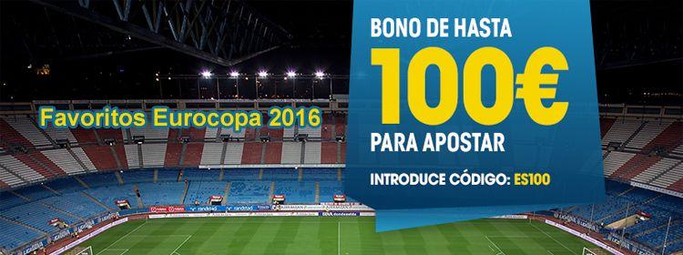 Favoritos Eurocopa 2016