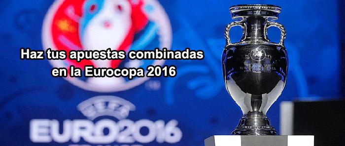 Haz tus apuestas combinadas en los partidos de clasificación Eurocopa 2016