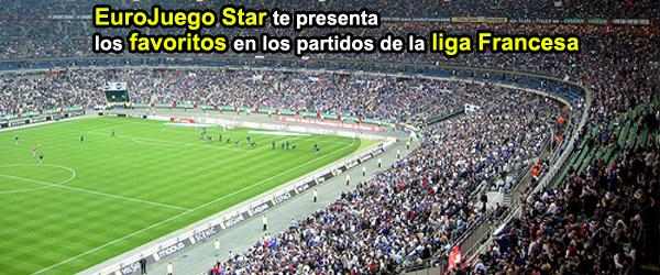 EuroJuego Star te presenta los favoritos de la liga Francesa