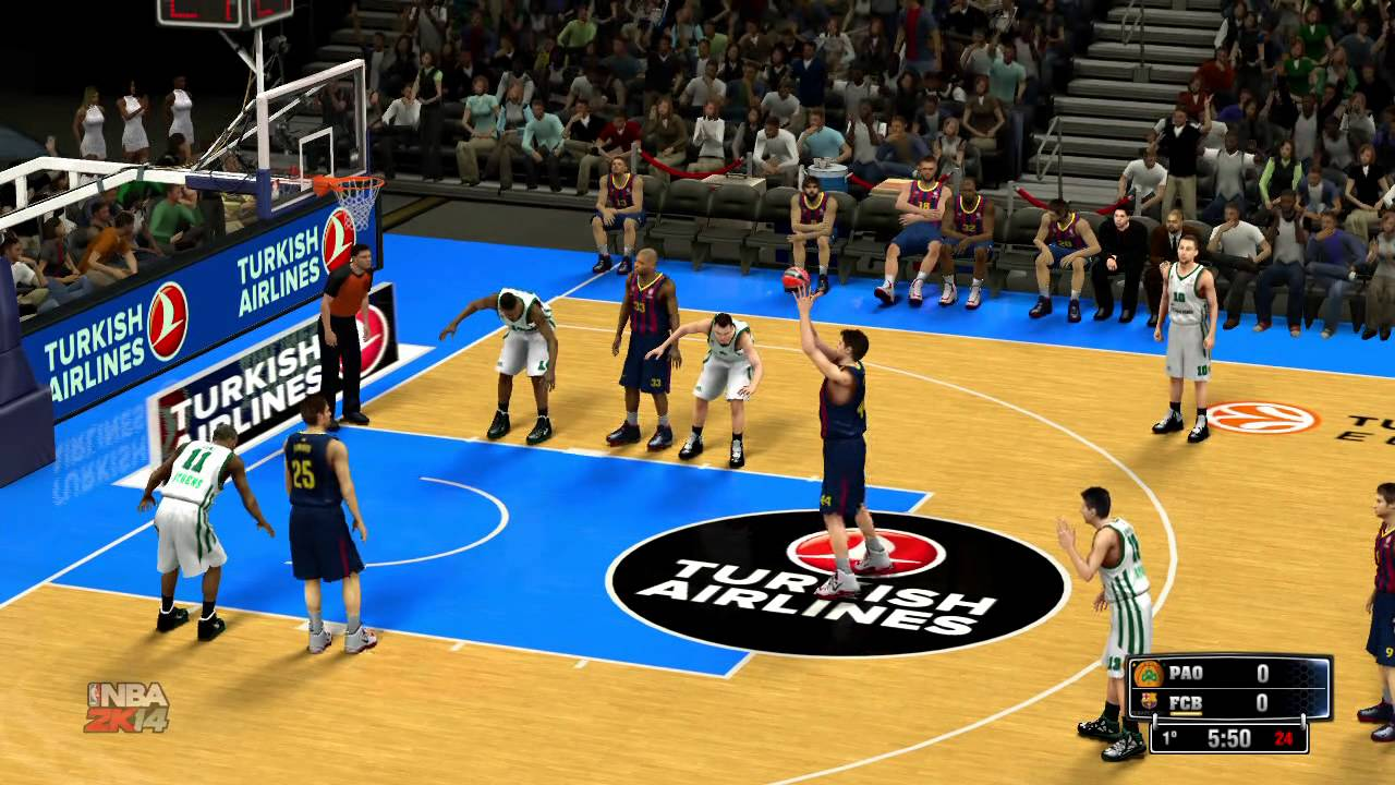 Haz tus apuestas en la euroliga de baloncesto