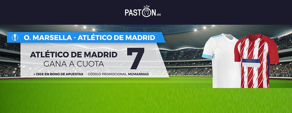 Apuestas Final Europa League: O. Marsella - Atlético de Madrid