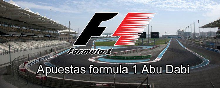 Apuestas formula 1 Abu Dabi 2015