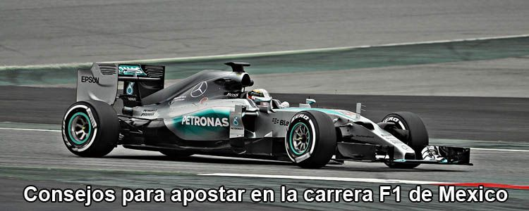 Consejos para apostar en la carrera F1 de Mexico