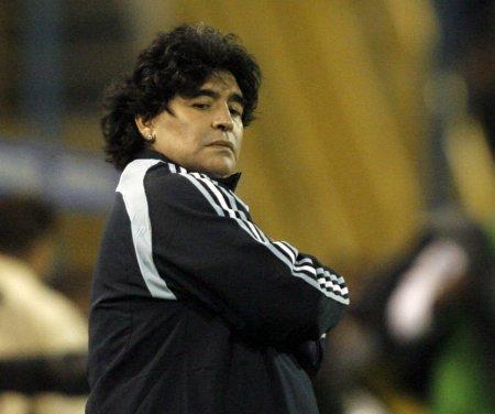 Apuestas Fútbol Sudáfrica 2010: Argentina y el desconcierto total