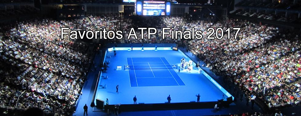 Favoritos ATP Finals 2017