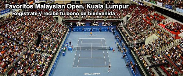 Apuestas Malaysian Open, Kuala Lumpur