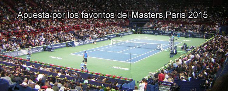Los favoritos del Masters Paris 2015