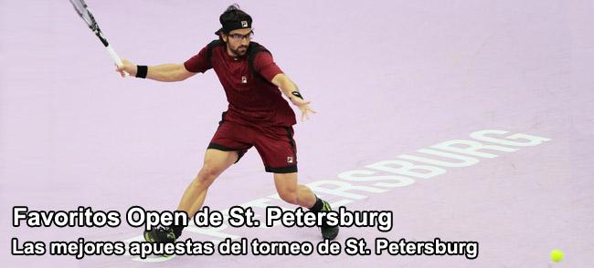 Favoritos Open de St. Petersburg