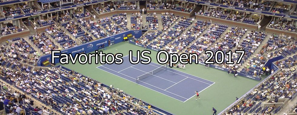 Favoritos US Open 2017