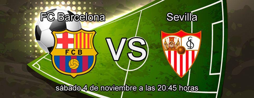 Consejos para apostar en el partido Barcelona - Sevilla
