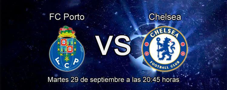 Paf presenta la previa del partido Porto - Chelsea