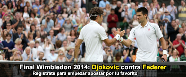 Final Wimbledon 2014: Djokovic contra Federer
