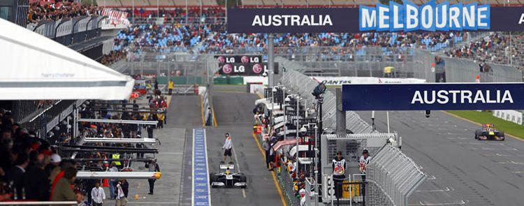 Apuestas formula1 Australia 2016