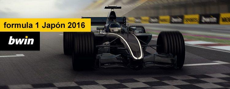 Apuestas formula 1 Japón 2016