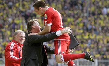 Apuestas Fútbol Alemán: Ahora reina el amor en el Bayern