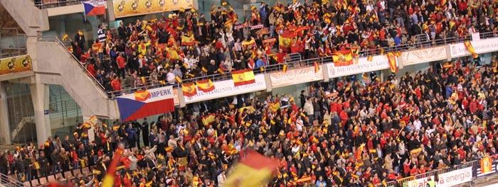 Apuesta en el partido de República Checa - España