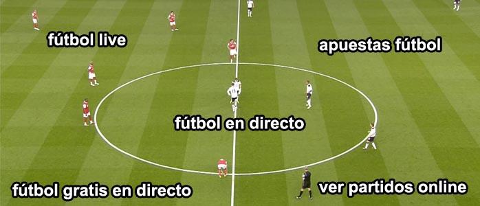 Futbol gratis en directo