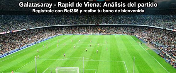 Galatasaray - Rapid de Viena: Análisis del partido