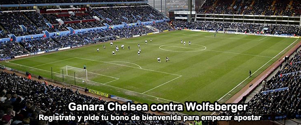 Ganara Chelsea contra Wolfsberger
