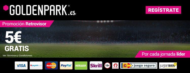 Goldenpark presenta la promoción Retrovisor