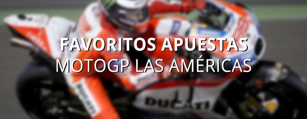 Favoritos Apuestas MotoGP Las Américas