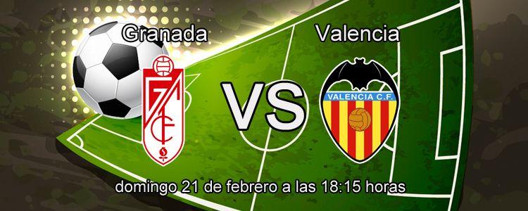 Previa del partido Granada - Valencia