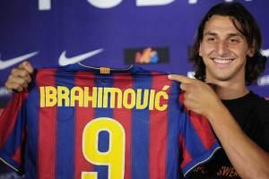 Apuestas Fútbol Español: Ibrahimovic, el nuevo rey león