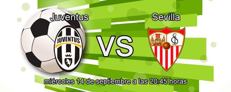 Apuesta en el partido Juventus - Sevilla de Champions League