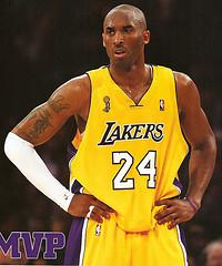 Final NBA: Kobe se viste de Superman