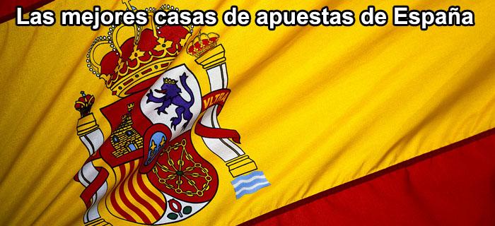 Las mejores casas de apuestas de España