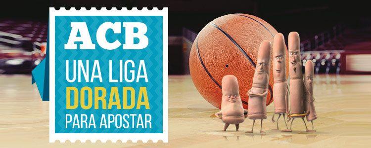 Apuesta con PAF en la liga ACB