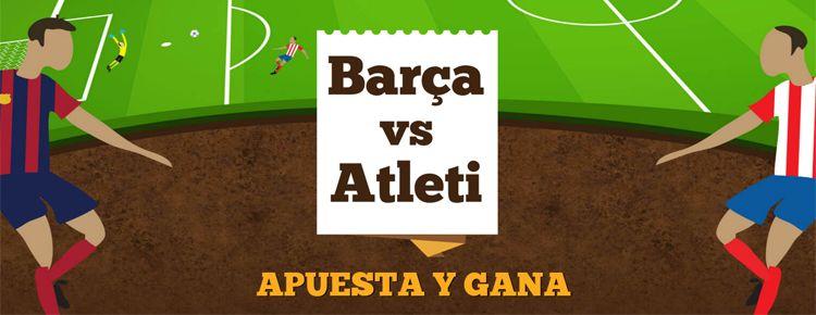 Nueva promoción para el partido Barcelona - Atlético de Madrid