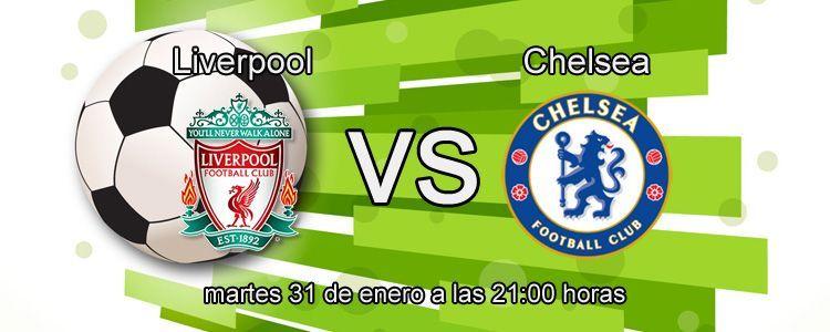 Previa del partido Liverpool - Chelsea