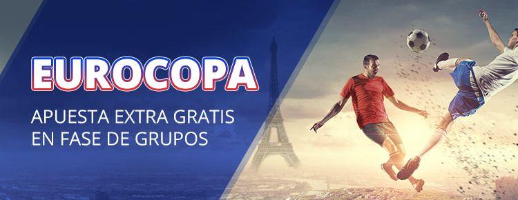 Haz tu apuesta con Luckia en la Eurocopa 2016