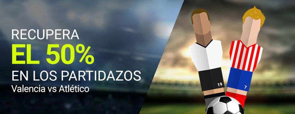 Nueva promoción para el partido Valencia - Atlético de Madrid