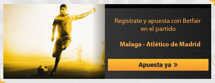 Previa del partido Malaga - Atlético de Madrid