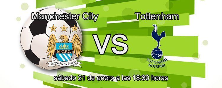 Previa del partido Manchester City - Tottenham