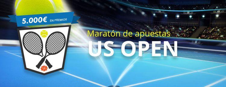 Maratón de Apuestas US Open 2016