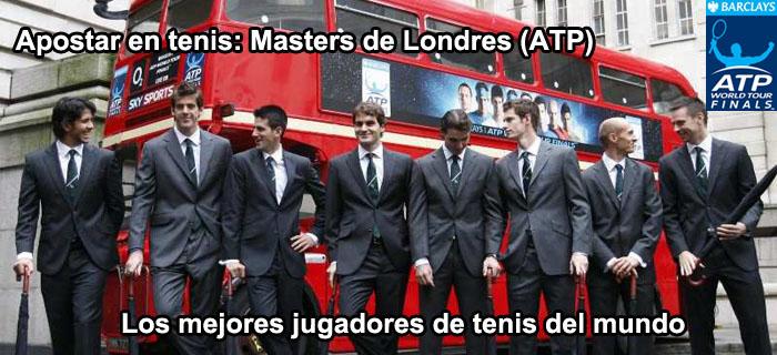 Apostar en tenis: Masters de Londres (ATP)