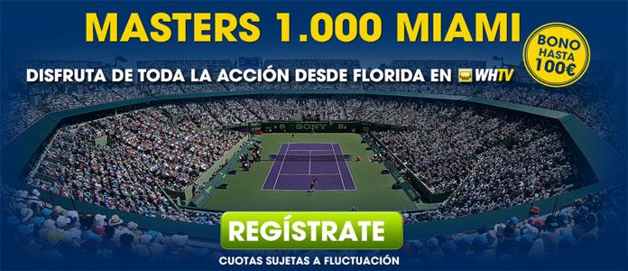 Apuestas torneo Miami Open 2015