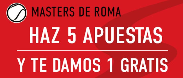 Nueva promoción para el Masters de Roma 2015