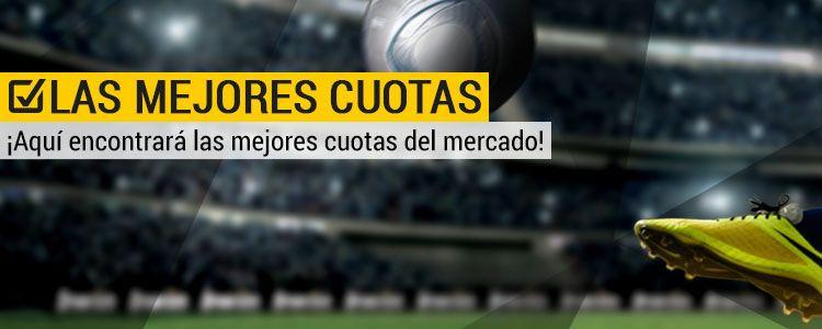 Bwin ofrece mejores cuotas para los mejores equipos de la liga española