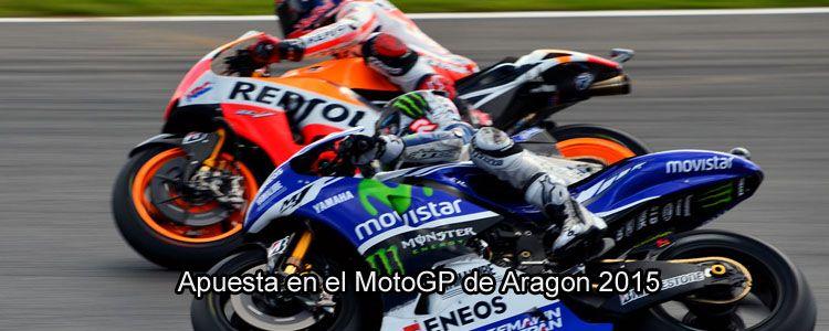 Apuestas MotoGP Aragón 2015