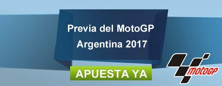 Previa del MotoGP Argentina 2017