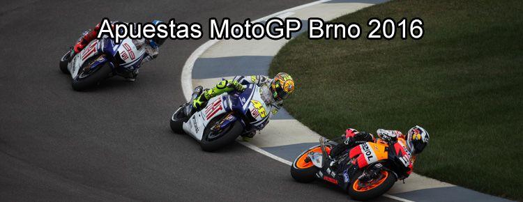 Apuestas MotoGP Brno 2016