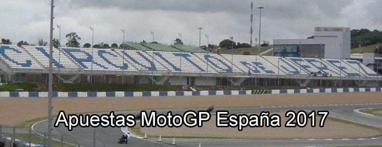 Apuestas MotoGP España 2017