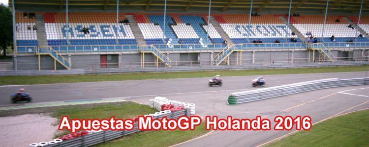 Apuestas MotoGP Holanda 2016