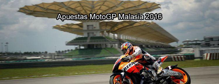 Apuestas MotoGP Malasia 2016